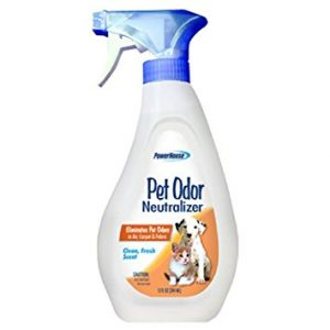 pet odor neutralizer